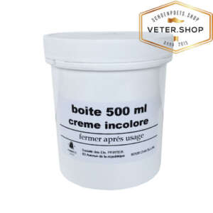 Famaco creme incolore 500ml Kleurloze leer schoenpoets