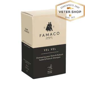 Famaco Vel Vel suede shampoo