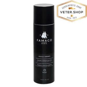 Famaco Huile Vernis spray voor lak leer