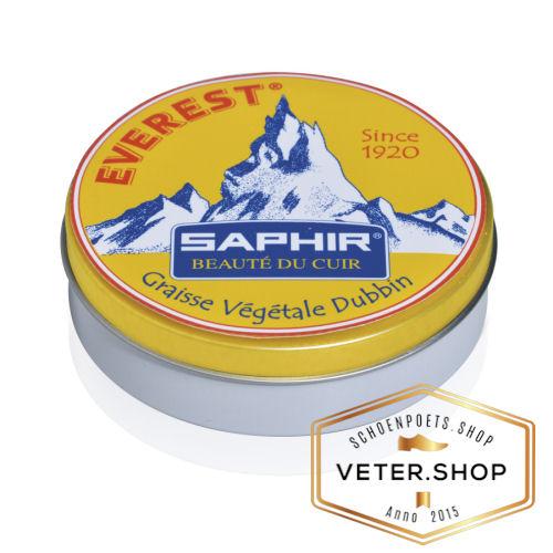 Saphir Ledercreme Since 1920 Everest - plantaardig voor grof leer