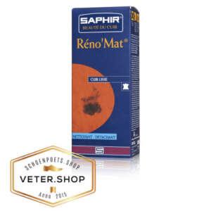 Saphir Renomat poets voorbereiding glad leer intensief reiniger 100 of 500ml