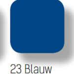 023 blauw