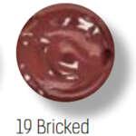 091 brique zegelrood