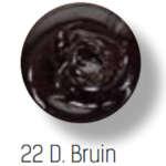042 donker bruin